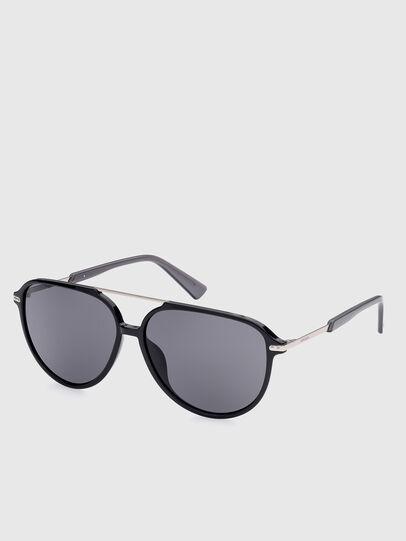 Diesel - DL0352, Black - Sunglasses - Image 2