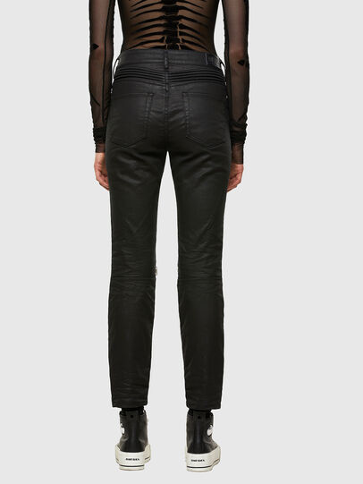 Diesel - D-Joy JoggJeans® 069TT, Black/Dark grey - Jeans - Image 2