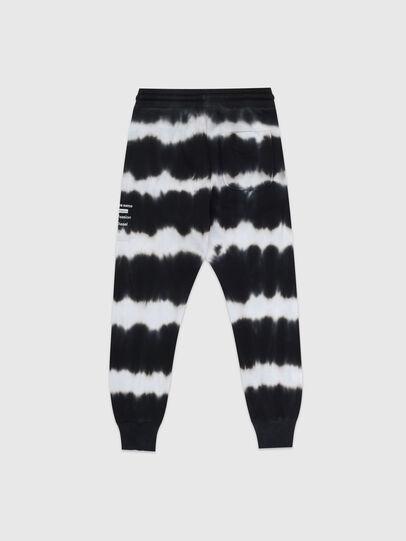 Diesel - PUMMER, Black/White - Pants - Image 2