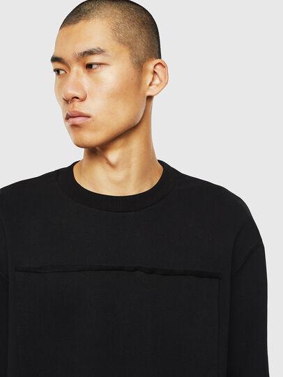 Diesel - S-BAY-RAW, Black - Sweaters - Image 3