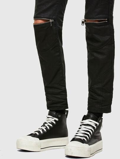 Diesel - D-Joy JoggJeans® 069TT, Black/Dark grey - Jeans - Image 5