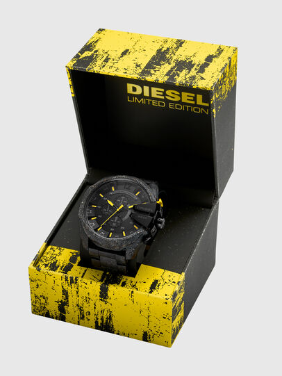 Diesel - DZ4539, Black/Yellow - Timeframes - Image 4