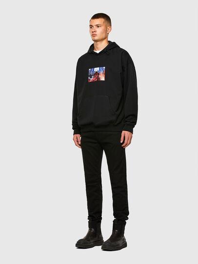 Diesel - S-UMMEREL, Black - Sweaters - Image 5