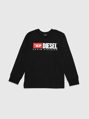TJUSTDIVISION ML, Black - T-shirts and Tops