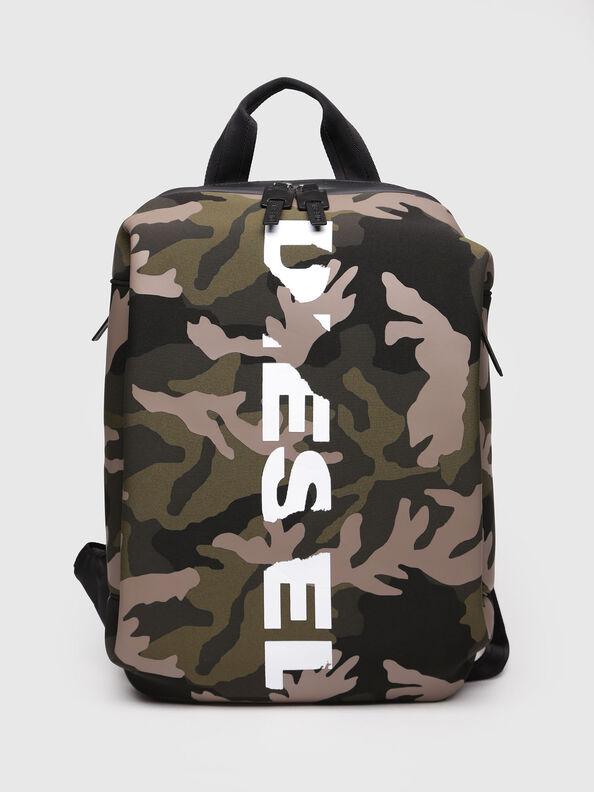 F-SUBCAMOU BACK,  - Backpacks