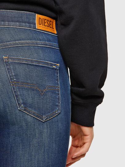 Diesel - Sandy 009HL, Dark Blue - Jeans - Image 4