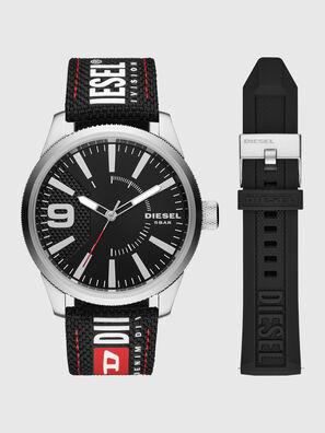 DZ1906, Black - Timeframes