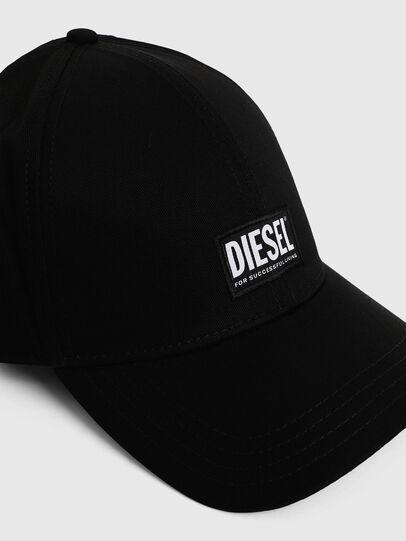 Diesel - CORRY, Black - Caps - Image 3