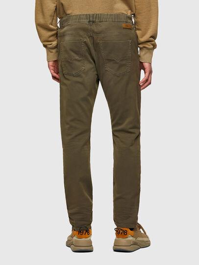 Diesel - Krooley JoggJeans® 0670M, Dark Green - Jeans - Image 2