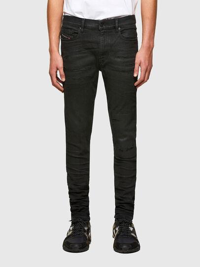 Diesel - D-Amny 009PZ, Black/Dark grey - Jeans - Image 1