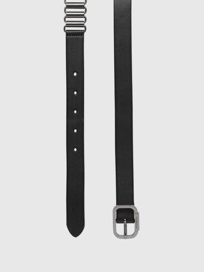 Diesel - B-CARTRIDGE, Black - Belts - Image 3