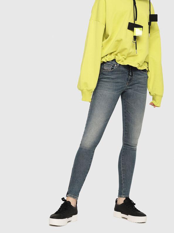 Slandy Zip 085AZ,  - Jeans