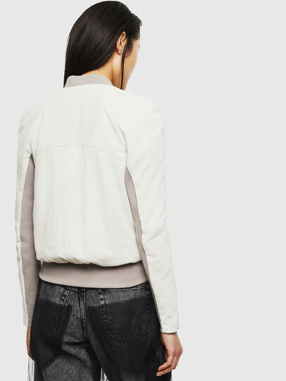 Diesel - L-CERITE,  - Leather jackets - Image 2
