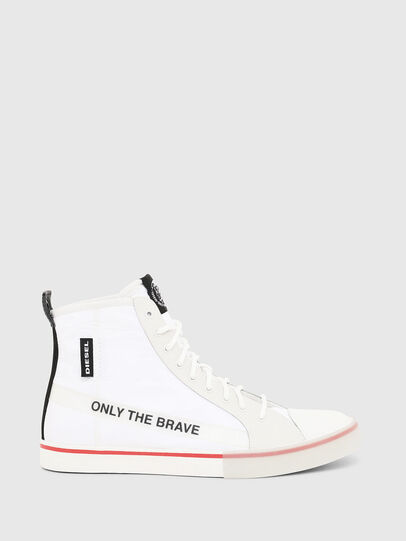 Diesel - S-DVELOWS ML, White/Black - Sneakers - Image 1