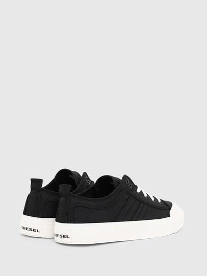 Diesel - S-ASTICO LOW LACE, Black - Sneakers - Image 3