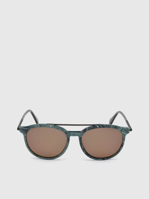 DM0188, Green - Sunglasses
