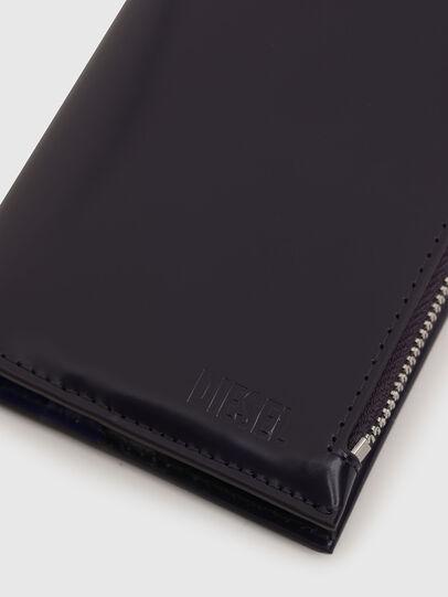Diesel - GRANATO II, Blue - Zip-Round Wallets - Image 4