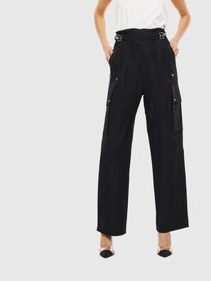 P-MARIE, Black - Pants