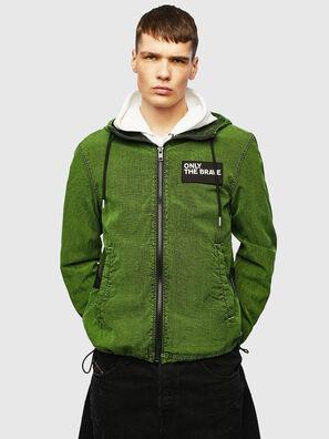 J-HEADIN, Green - Jackets