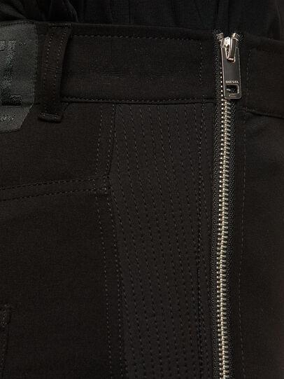 Diesel - O-BIK, Black - Skirts - Image 5