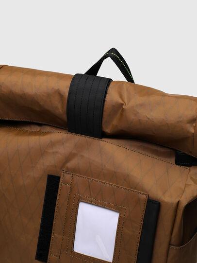 Diesel - SHINOBI, Light Brown - Backpacks - Image 5