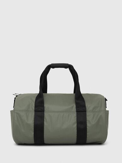 Diesel - F-BOLD DUFFLE II, Olive Green - Travel Bags - Image 2