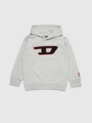 SDIVISION-D OVER, Light Grey - Sweaters