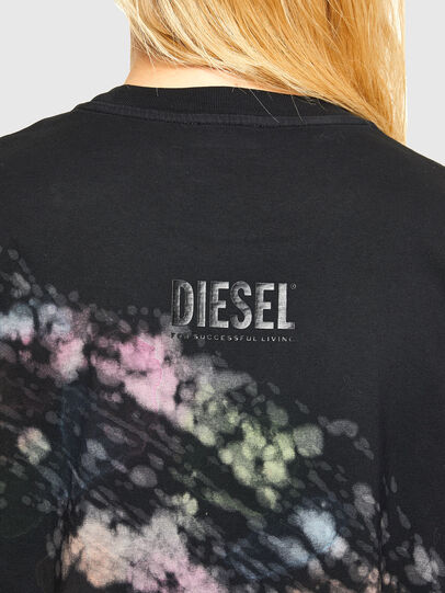 Diesel - T-JUST-A40, Black - T-Shirts - Image 4