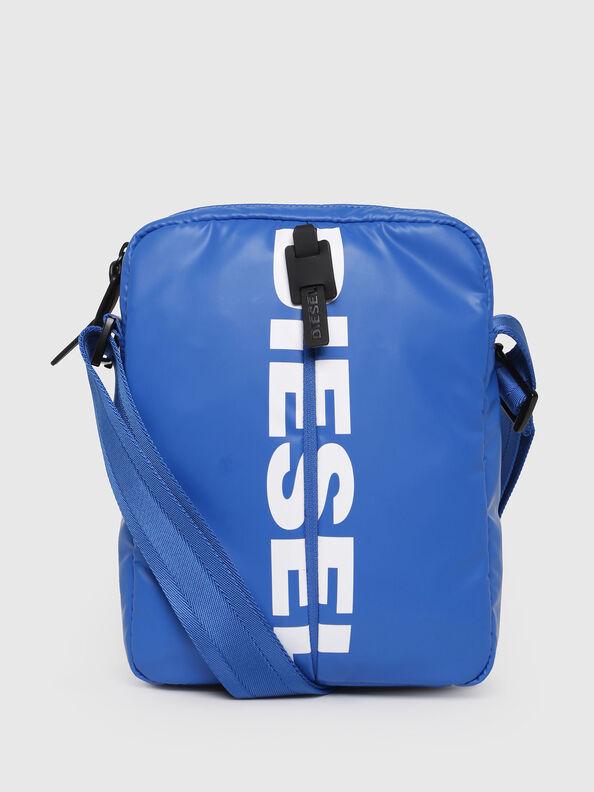 F-BOLD SMALL CROSS, Brilliant Blue - Crossbody Bags