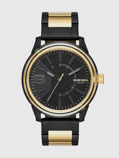 Diesel - DZ1877, Black/Gold - Timeframes - Image 1