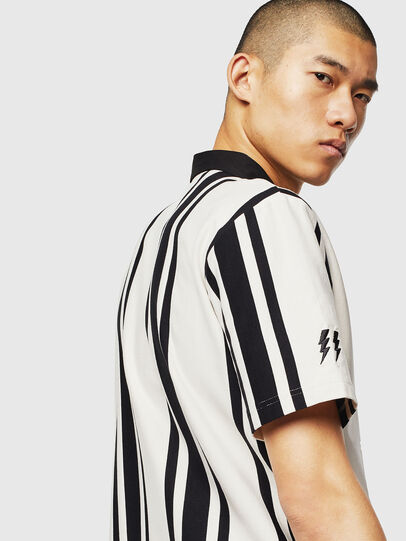 Diesel - T-POLO-STRIP,  - Polos - Image 5