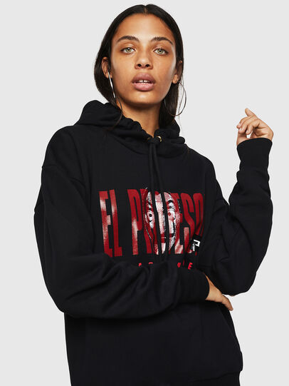 Diesel - LCP-S-ALBY-ELPROFESO,  - Sweaters - Image 2