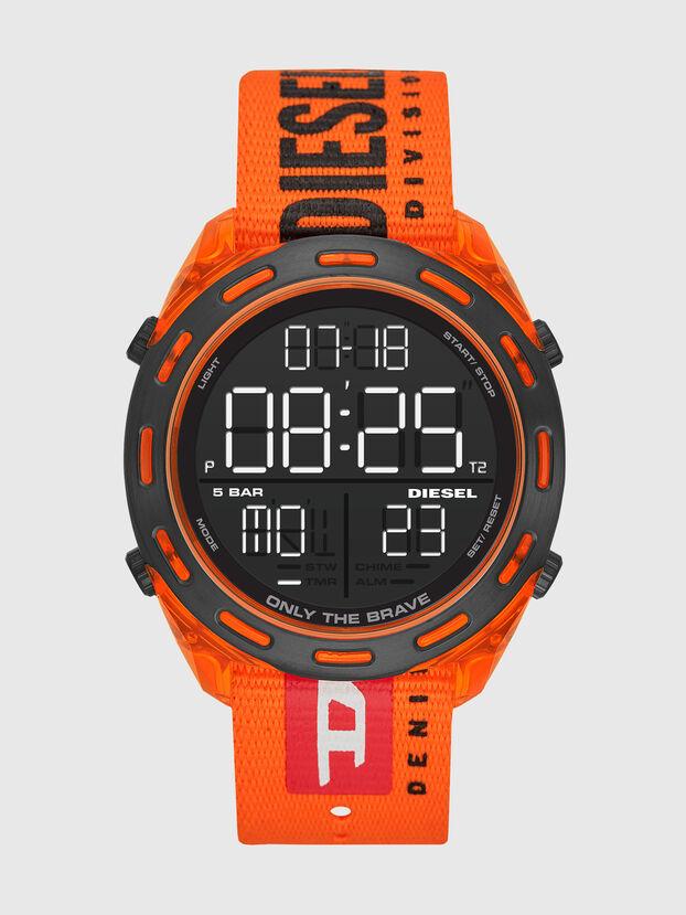 DZ1896, Orange Fluo - Timeframes