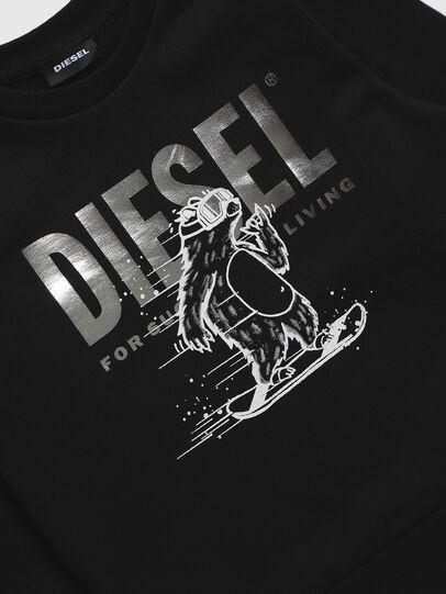 Diesel - SBEAR-TSE, Black - Sweaters - Image 3
