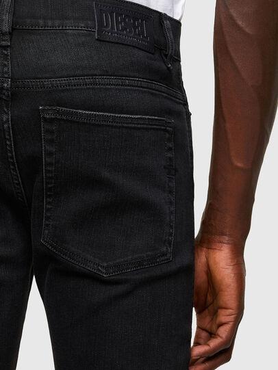 Diesel - D-Amny 084ZN, Black/Dark grey - Jeans - Image 4