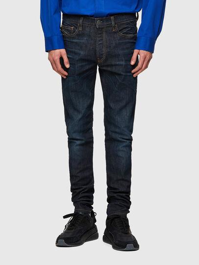 Diesel - D-Amny 069WF, Dark Blue - Jeans - Image 1