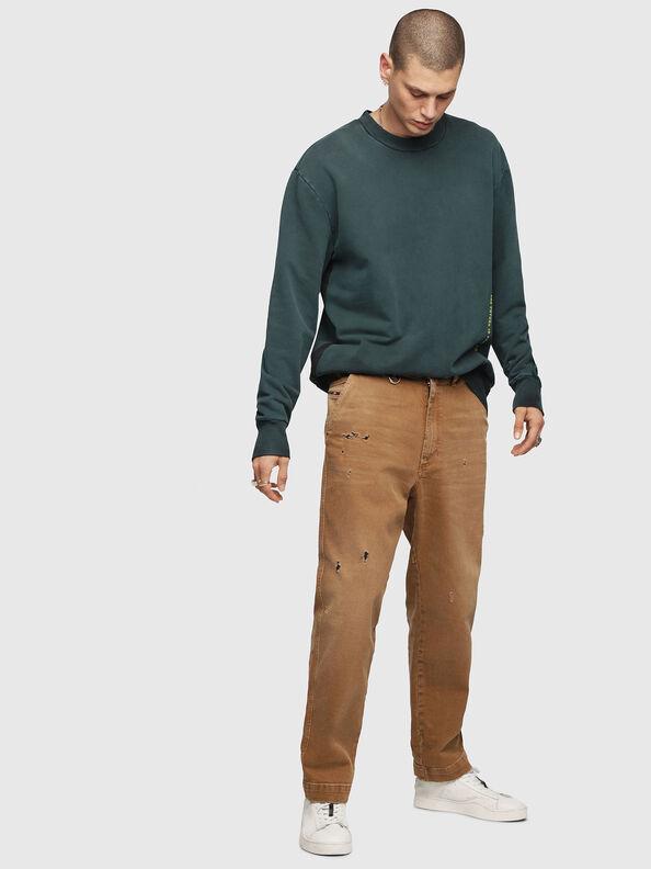 P-FRANK-DNM,  - Pants
