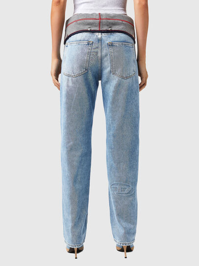 Diesel - 2010 09D28, Light Blue - Jeans - Image 3