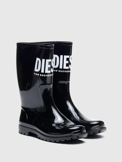 Diesel - H-JAARDEN, Black - Footwear - Image 2