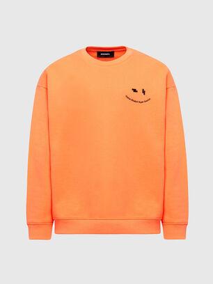 S-MART-FLU, Orange - Sweaters