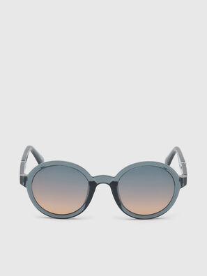 DL0264, Blue - Sunglasses