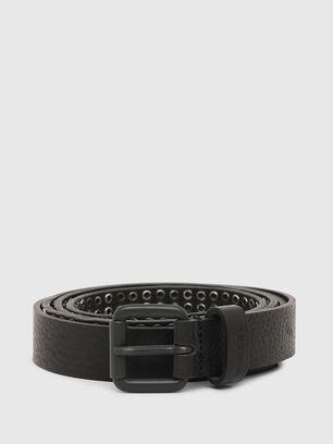 B-BORK, Black - Belts