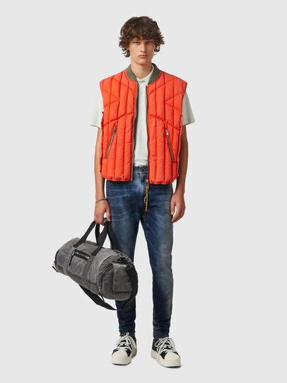 Diesel - J-HAW, Orange - Jackets - Image 4