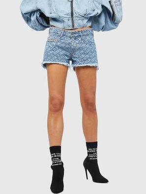 DE-RIFTY, Light Blue - Shorts