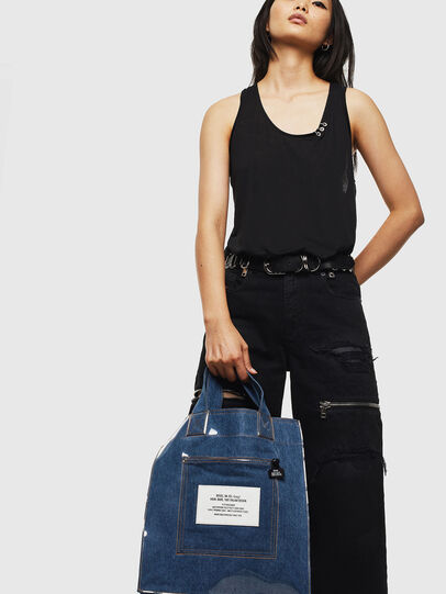Diesel - F-THISBAG SHOWEI,  - Shopping and Shoulder Bags - Image 8