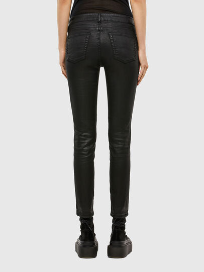 Diesel - D-Ollies JoggJeans 069QJ, Black/Dark grey - Jeans - Image 2