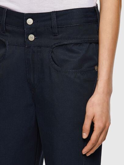Diesel - P-PRISCA, Dark Blue - Pants - Image 3