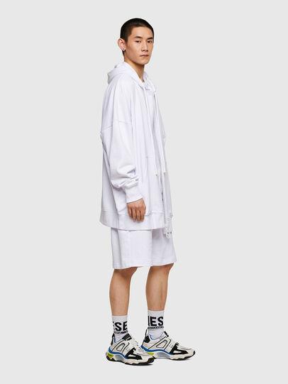 Diesel - P-HORTY, White - Shorts - Image 4