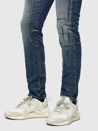 Diesel - Thommer JoggJeans® 069SZ, Dark Blue - Jeans - Image 4