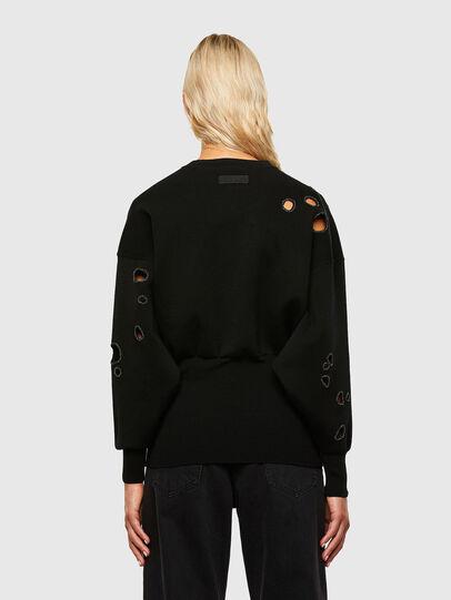 Diesel - M-ARIZONA, Black - Knitwear - Image 2